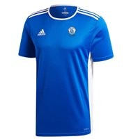 adidas Club Templemore Ladies GFC Entrada 18 Jersey - Youth - Bold Blue/White