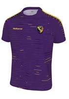 Mc Keever Wexford GAA Jersey - Youth - Purple/Amber