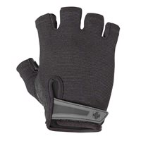 Harbinger Power Weight Lifting Gloves - Adult - Black