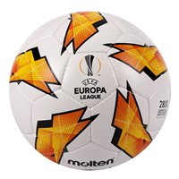 Molten Europa League PU Leather Hand Stitched Ball - Size 5