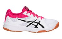 Asics Gel Upcourt - Womens - White/Pixel Pink