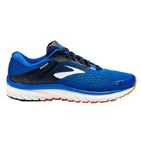 Brooks Adrenaline GTS 18 Running Shoes - Mens - Blue/Black/Orange