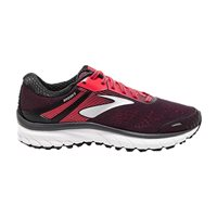 Brooks Adrenaline GTS 18 Running Shoes - Womens - Black/Black/Pink