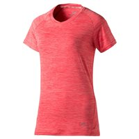 Pro Touch Rylinda II Short Sleeve Tee - Womens - Melange/Red