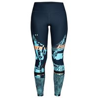 Under Armour Vanish Printed Leggings - Womens - Black/Tonal