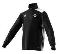 adidas Club Emyvale GAA Regista 18 Training Top - Youth - Black/White