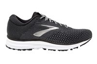 Brooks Revel 2 Running Shoes - Womens - Black/Grey/Grey