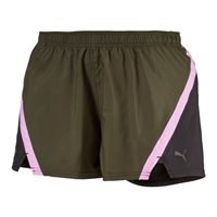 Puma Training Shorts - Womens - Khaki