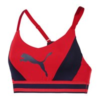 Puma Ace Ultimate Bra - Womens - Red/Navy