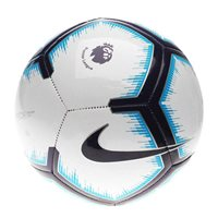 Nike Premier League Pitch Football - White/Blue/Purple
