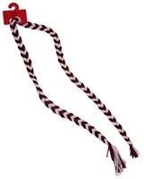 The GAA Store Supporters Wool Plait - Maroon/White