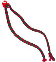 The GAA Store Supporters Wool Plait - Green/Red