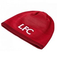 New Balance Liverpool FC 2018/19 Beanie - Youth - Red/White