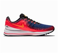 Nike Air Zoom Vomero 13 Running Shoes - Mens - Blue Void/Orange Peel