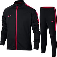 Nike Dry Academy Tracksuit - Boys - Black/Siren Red