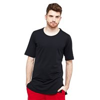 Nike Utility Fitted Short Sleeve Tee - Mens- Black/Black