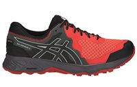 Asics Gel Sonoma 4 GTX Trail Shoes - Mens - Red Snapper/Black