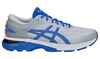 Asics Gel-Kayano 25 Liteshow Running Shoes - Mens - Mid Grey/Illusion Blue