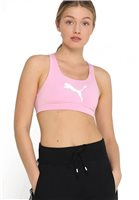 Puma 4Keeps Sports Bra - Womens - Pale Pink