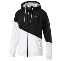Puma A.C.E Windbreaker - Mens - Black/White