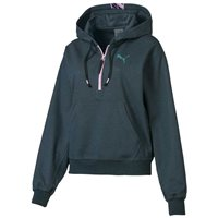 Puma Feel It Cover Up Jacket - Womens - Ponderosa Pine Heather