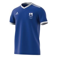 adidas Club Waterford LGFA Tabela 18 Jersey - Youth - Bold Blue/White