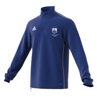 adidas Club Waterford LGFA Core 18 Training Top - Youth - Bold Blue/White