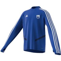 adidas Club Waterford LGFA Tiro 19 Training Top - Youth - Blue