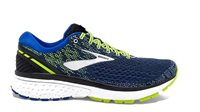 Brooks Ghost 11 Runnning Shoes - Mens - Black/Blue/Nightlife