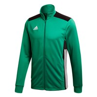 adidas Regista 18 Polyester Jacket - Adult - Bold Green/Black