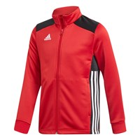 adidas Regista 18 Polyester Jacket - Youth - Power Red/Black