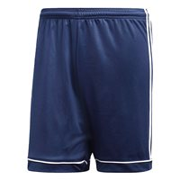 adidas Squadra 17 Shorts - Adult - Dark Blue/White