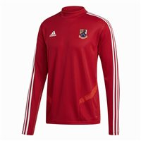 adidas Club Whitehall Colmcille Tiro 19 Training Top - Adult - Red/White