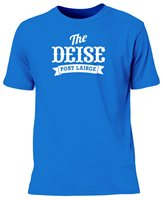 The GAA Store Waterford Supporters Nickname Tee - Adult - Blue