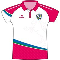 Mc Keever Monaghan GAA Jersey (Adult) - Pink