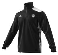 DDYL Regista 18 Training Top - Youth - Black/White by adidas Club