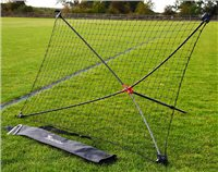 Precision Training Quick Setup Portable Rebounder Net - 5ft x 3ft