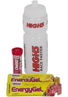 High 5 750ml Filled Run Bottle Bundle