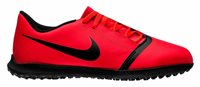 Nike Phantom Venom Club Turf Football Boots - Youth - Crimson/Black/Crimson