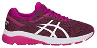 Asics GT-1000 7 GS Trainers - Girls - Roselle/Roselle