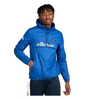 Ellesse Berto 2 1/4 Zip Jacket - Mens - Blue