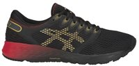 Asics Roadhawk 2 FF Running Shoes - Mens - Black/Rich Gold