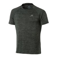 Pro Touch Rylu UX Running Tee - Mens - Melange/Dark Green
