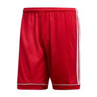 adidas Squadra 17 Shorts - Youth - Red/White