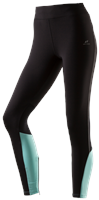 Pro Touch Palani III Running Tights - Womens - Black/Turquoise