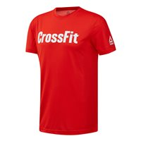 Reebok Speedwick Training Tee - Mens - Canton Red