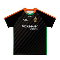 Mc Keever Eire Og Goalkeeper Jersey - U12's - Black