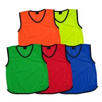 Precision Training Mesh Training Bib - Adult - Small (Pack of 20)