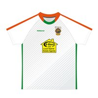 Mc Keever Eire Og Goalkeeper Jersey - Reserves - White