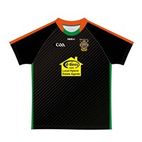 Mc Keever Eire Og Goalkeeper Jersey - Reserves - Black